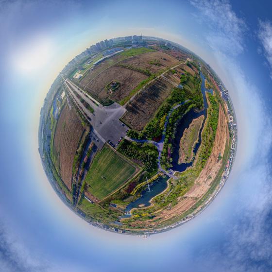潍坊浞河公园