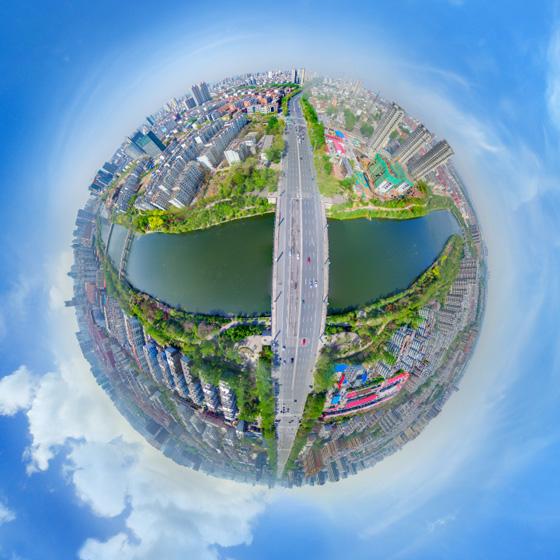 潍坊北宫街白浪河