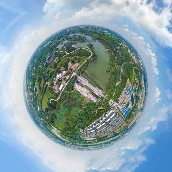 潍坊白浪河湿地公园