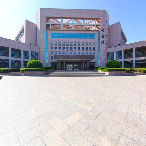 图书馆北门